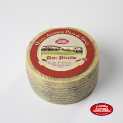 Queso semicurado puro de oveja 3 kg