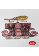 Jamón de bellota ibérico loncheado 9 Kg